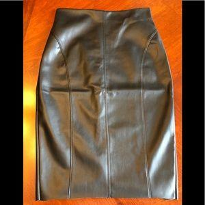 Express High Waist Pencil Skirt NWT